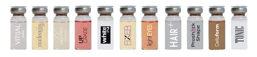 коктейли для мезотерапии лица