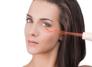 эффективность дарсонваля в уходе за кожей лица