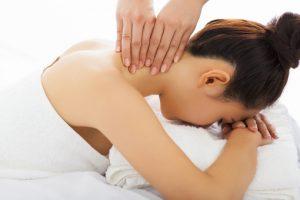 массаж спины после маммопластики