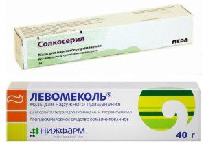 препараты по уходу за послеоперационными швом