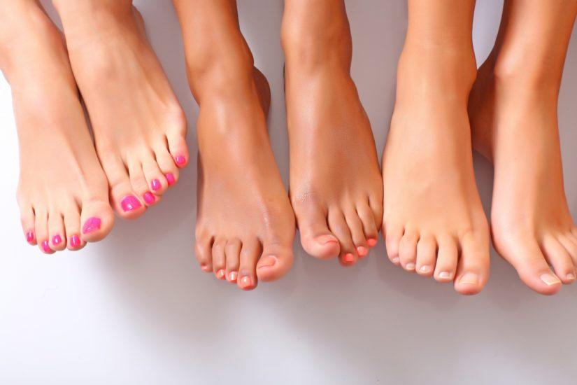 преимущества лазерного лечения грибка ногтей