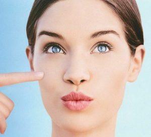 коррекция широкого носа