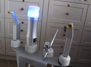 прибор для проведения кислородной мезотерапии