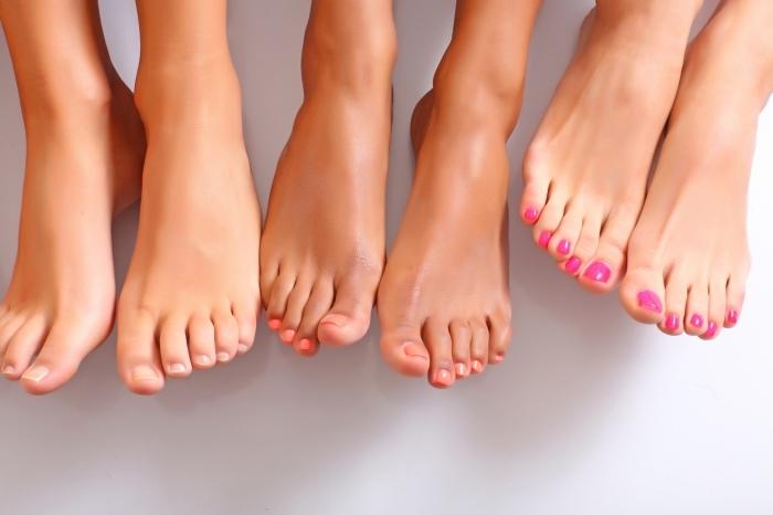 варианты исправления пальцев на ногах