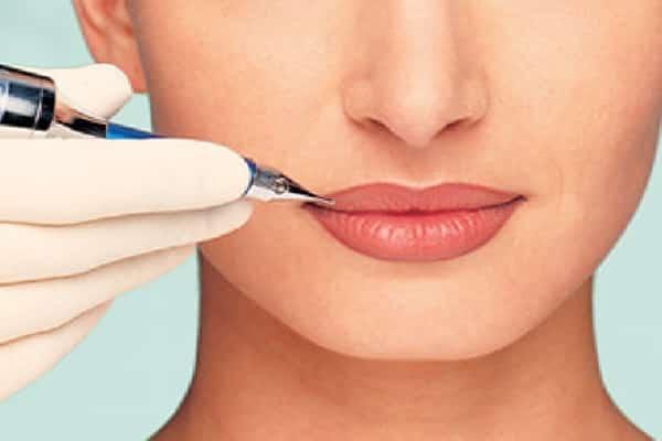 методика проведения перманентного макияжа губ