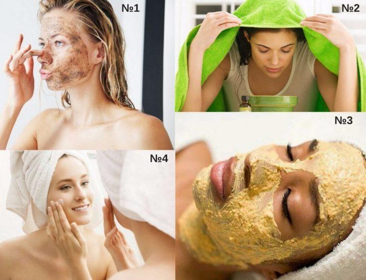 правила нанесения маски