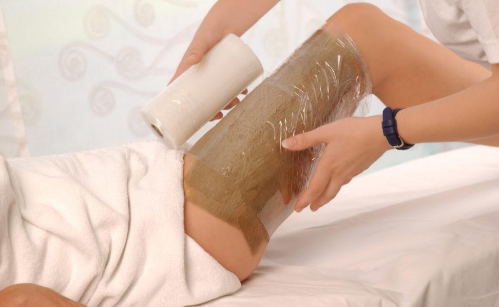 методика проведения глиняного обертывания