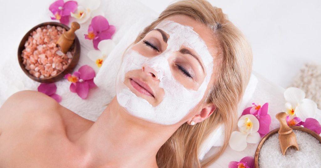экспресс-маска для лица