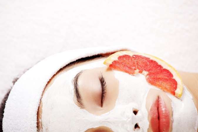 экспресс маска для лица