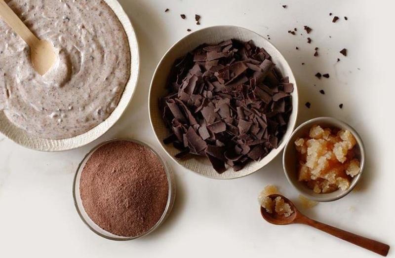 рецепт шоколадного обертывания