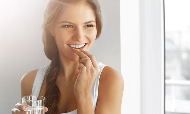 выбор витаминов для лица