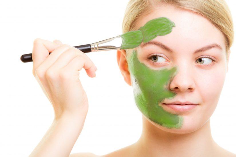 маска для лица после распаривания
