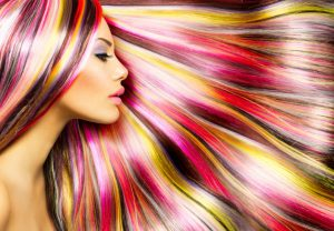 виды наращивания волос
