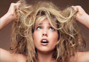 уход за волосами после лета