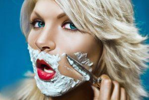 волосы на лице: причины и меры борьбы
