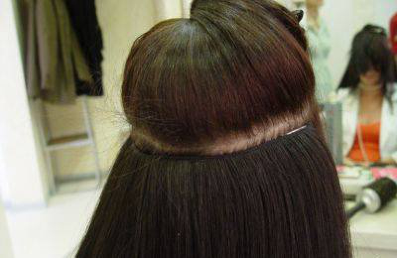 последствия ленточного наращивания волос