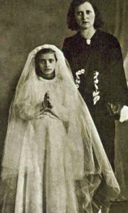 Софи Лорен и ее мама
