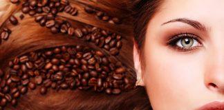 кофейная маска для волос
