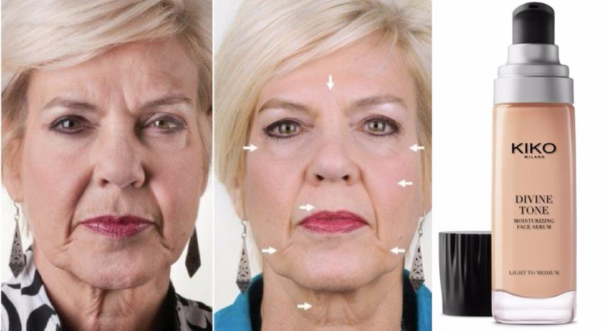 уход за кожей с признаками старения