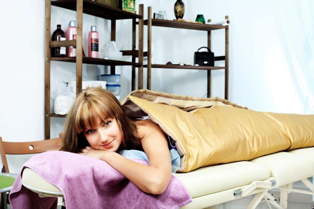 обертывание стикс и эллектрическое одеяло