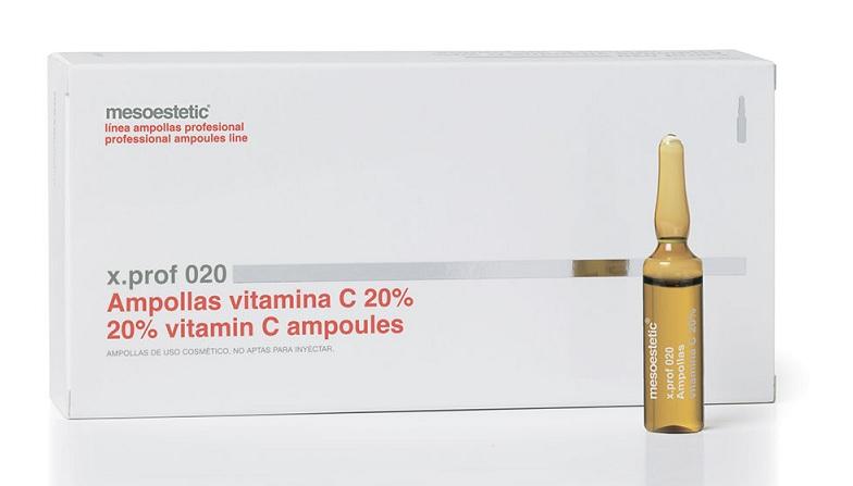 ампула витамина С