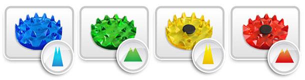 колющие элементы аппликаторов