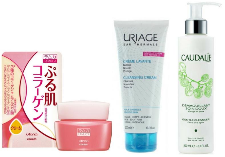крем для сухой кожи с очищающим эффектом