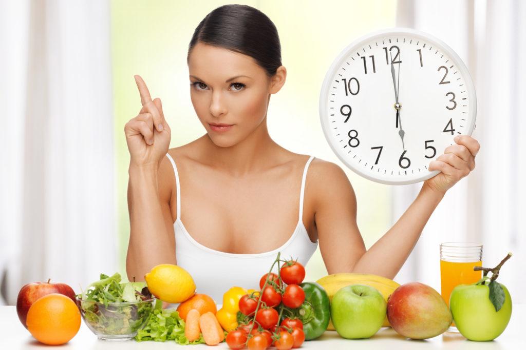 диета для уменьшения груди