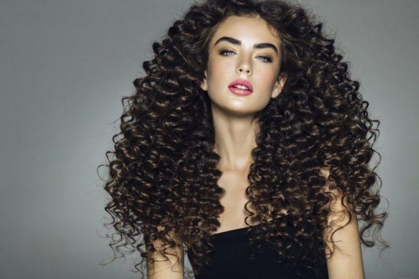 химия на средние волосы