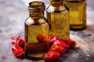 масло шиповника для лица