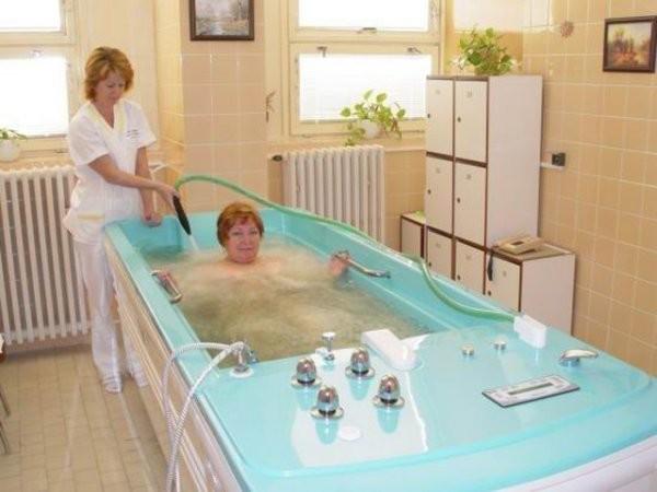 радоновые ванны при остеохондрозе