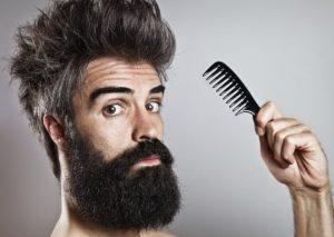 уход за мужскими волосами