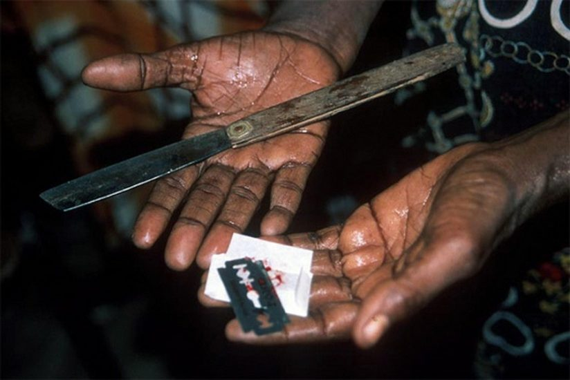ужас женского обрезания