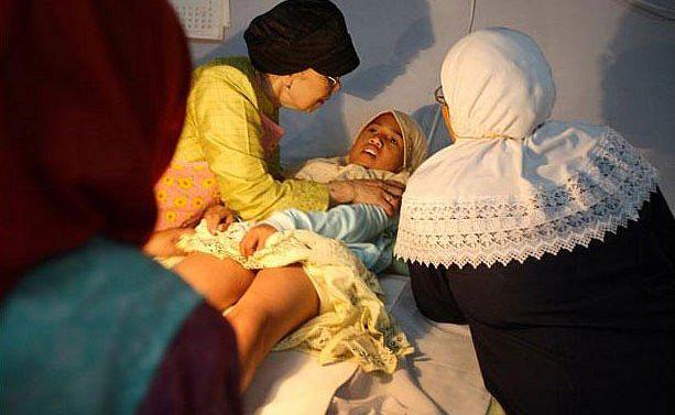 женское обрезание у мусульман